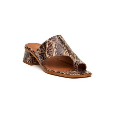 マチス レディース サンダル シューズ Goddess Square Toe Sandals