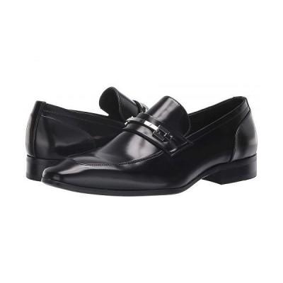 Steve Madden スティーブマデン メンズ 男性用 シューズ 靴 ローファー Melberne - Black