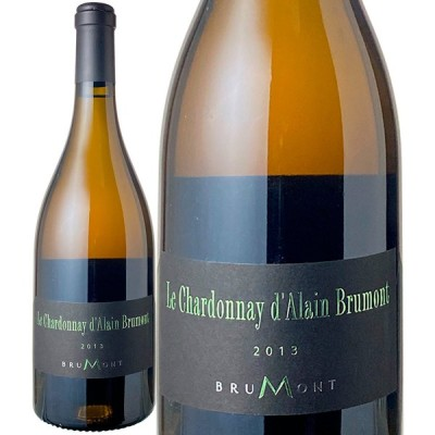 ワイン フランス南西部 ル・シャルドネ・ド・アラン・ブリュモン 2013 ドメーヌ・アラン・ブリュモン 白