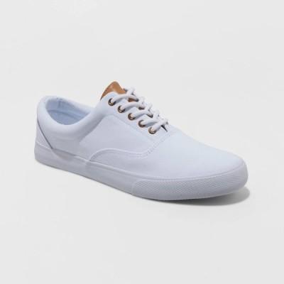 グッドフェロー Goodfellow & Co メンズ スニーカー シューズ・靴 Park Sneakers - White