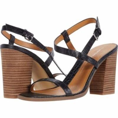 レポート Report レディース サンダル・ミュール シューズ・靴 Carly Black