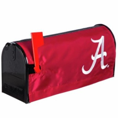 Evergreen Enterprises エバーグリーン エンタープライズ スポーツ用品  Alabama Crimson Tide 20 x 18 Mailbox Co
