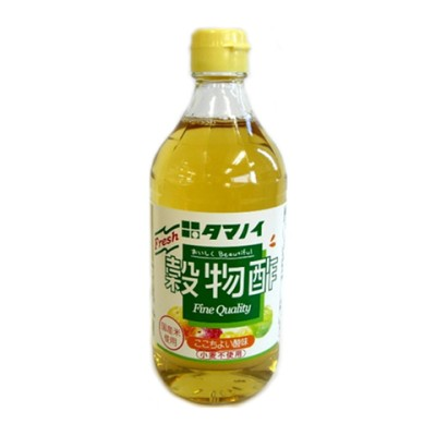 タマノイ 穀物酢 500ml フレッシュ