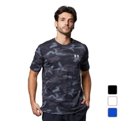 アンダーアーマー メンズ 半袖Tシャツ UA CC Printed Shirt 1364330 スポーツウェア UNDER ARMOUR