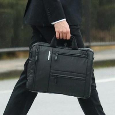 通勤バッグ リュック BM ALSFELD 1層3WAYビジネス ブラック #6035010