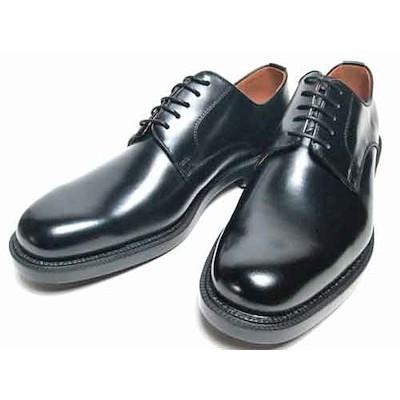 ケンフォード ビジネスシューズ K641L プレーントゥ ワイズ3E カラー:ブラック メンズ 靴