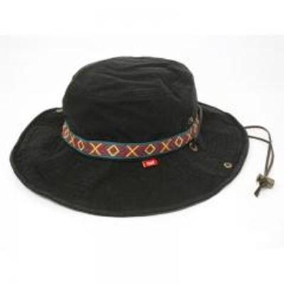 クレ【送料無料】clef 帽子・防寒・エプロン ADV. HAT MEX  フリー  BLK