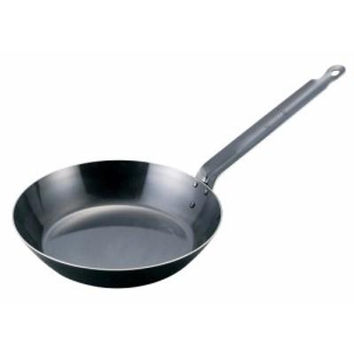 EBM 鉄厚板 ブルーテンパー フライパン 16cm    [0041-01]