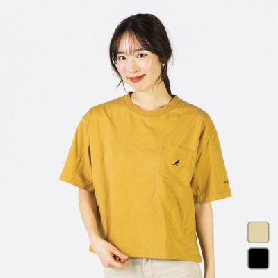 カンゴール レディース 半袖Tシャツ KG-9C2100TS スポーツウェア KANGOL