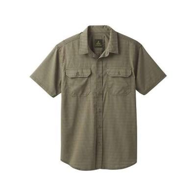 プラーナ メンズ シャツ トップス Prana Men's Cayman Shirt - Tall