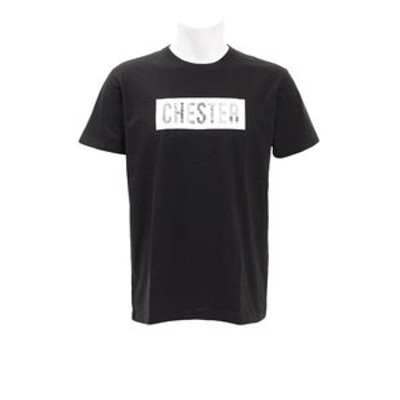 プリントTシャツ CHESTER 871PA9BGI6355BLK オンライン価格