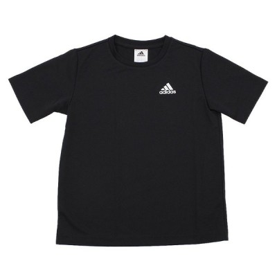 (アディダス)ボーイズ ESS パック入り 吸汗速乾Tシャツ トレーニングウエア 半袖ワンポイントT EWQ16-CX3800