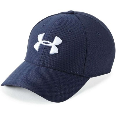 アンダーアーマー Under Armour メンズ キャップ 帽子 Blitzing 3.0 Cap Midnight Navy/Graphite