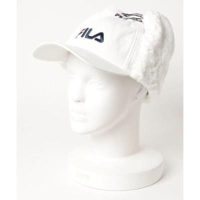 帽子 キャップ 【FILA】ボンバーキャップ