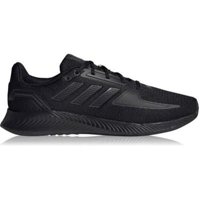 アディダス adidas メンズ ランニング・ウォーキング シューズ・靴 Adidas Runfalcon 2.0 Running Shoes Triple Black