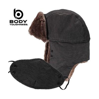 おたふく手袋 帽子パイロットキャップ B-18 B-18  秋冬 防水 防風