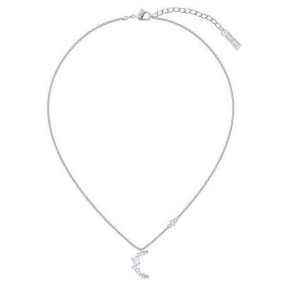 スワロフスキー レディース ネックレス・チョーカー アクセサリー Moonsun Crystal Cluster Pendant Necklace
