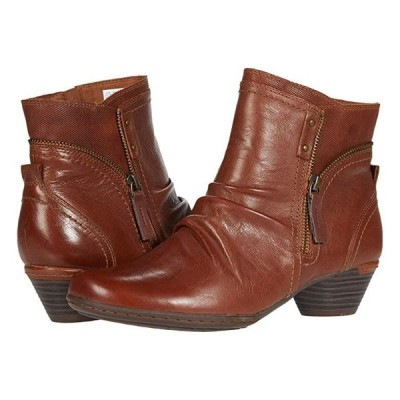 Cobb Hill Laurel Bootie レディース ブーツ Tan