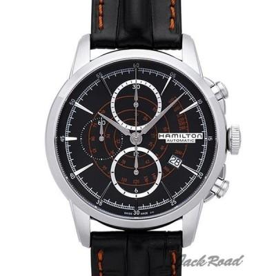 ハミルトン HAMILTON レイルロード オート クロノ H40656731 新品 時計 メンズ