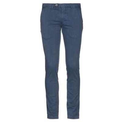 B SETTECENTO パンツ ブルー 31 コットン 97% / ポリウレタン 3% パンツ