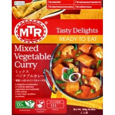 Mixed Veg. Curry 野菜カレー MTRカレー / レトルトカレー インド料理 MTR(エムティーアール) アジアン食品 エスニック食材