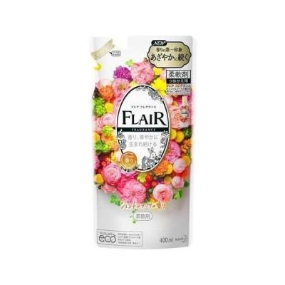 花王 フレア フレグランス 柔軟剤 ジェントル&ブーケ つめかえ用 400ml