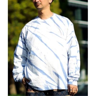 【ジャーナルスタンダード/JOURNAL STANDARD】 【WIFFLE / ウィッフル】TIE DYE ロングTシャツ