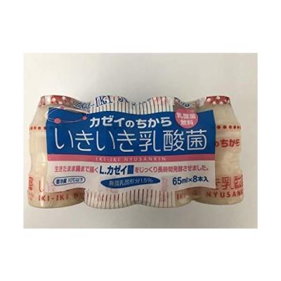 雪印 メグミルク カゼイのちからいきいき乳酸菌 65mlX8X5P/40本入り クール便