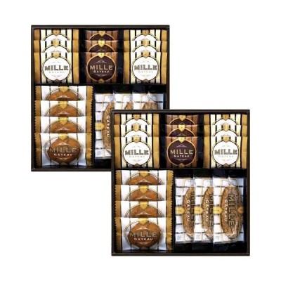 内祝い 内祝 お返し スイーツ ギフト セット お菓子 アソート 詰め合わせ ミル・ガトー CP-40 (8)