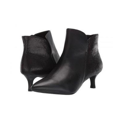 Rockport ロックポート レディース 女性用 シューズ 靴 ブーツ アンクルブーツ ショート Total Motion Alaiya Plain Boot - Black Leather