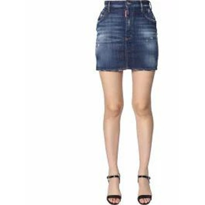 Dsquared2 レディーススカート Dsquared2 Denim Skirt BLU