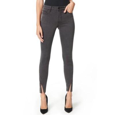 サムエデルマン レディース デニムパンツ ボトムス The Kitten Zip-Hem Skinny Ankle Jeans