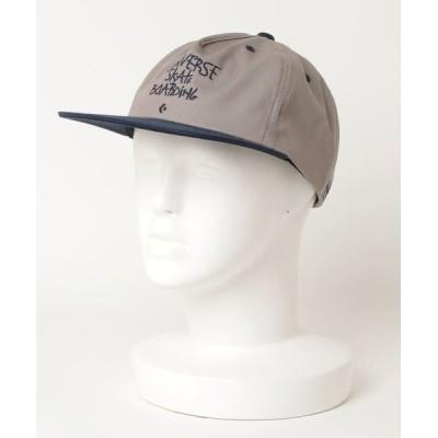 H.L.N.A / 【CONVERSE SKATEBOARDING】HANDWRITING LOGO 5PANEL CAP MEN 帽子 > キャップ