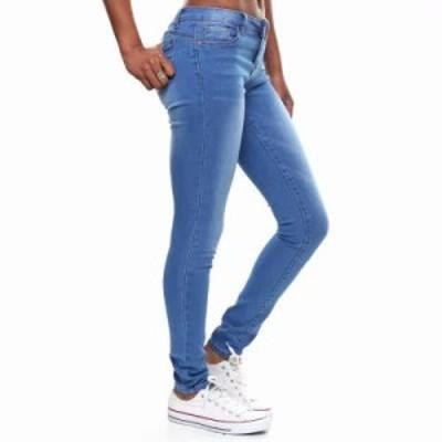 ファッションラボ ジーンズ・デニム butt lifted skinny jean Medium Wash