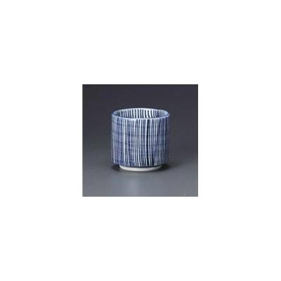 陶里 第30集 黒信楽線紋酒杯 39725-200