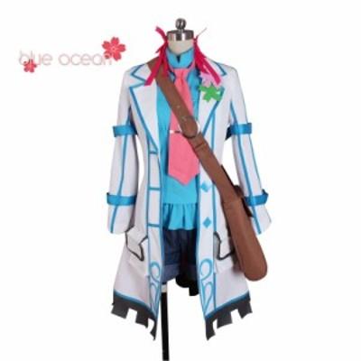 クロックワーク・プラネット マリー・ベル・ブルゲ  風  コスプレ衣装  cosplay  cos