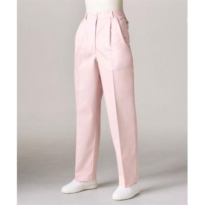 MONTBLANC 7-037 パンツ(半ゴム)(女性用) ナースウェア・白衣・介護ウェア