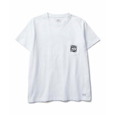 tシャツ Tシャツ EAGLE POCKET T-SHIRT