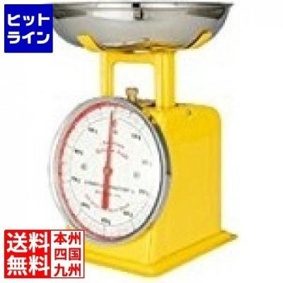 アメリカンキッチンスケール100-061 1kg イエロー BSK8503