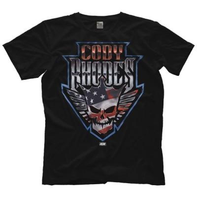 AEW Tシャツ「CODY Birthright Tシャツ」AEW アメリカ 直輸入 プロレス プリントTシャツ《日本未発売品》