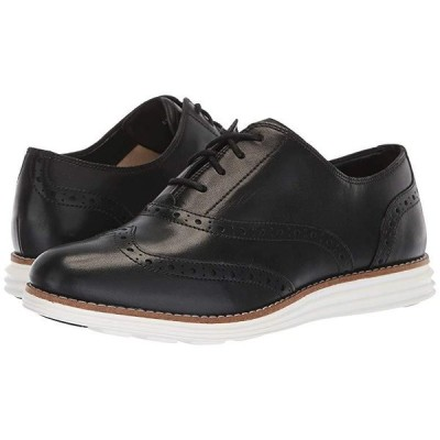 コールハーン Cole Haan Original Grand Wing Oxford II レディース オックスフォード Black/Optic White