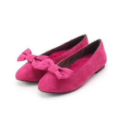Couture Brooch/クチュールブローチ 2WAYフラットシューズ ラズベリーピンク(073) 35(23.5cm)