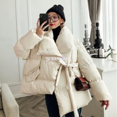 中綿ダウンコート コート 可愛い レディース 中綿コート 冬服 レディース 暖かい おしゃれ