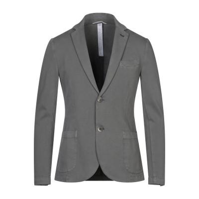 メイソンズ MASON'S テーラードジャケット グレー 44 コットン 98% / ポリウレタン 2% テーラードジャケット