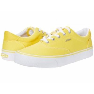 Lugz ラグズ レディース 女性用 シューズ 靴 スニーカー 運動靴 Womens Flip Yellow/White【送料無料】