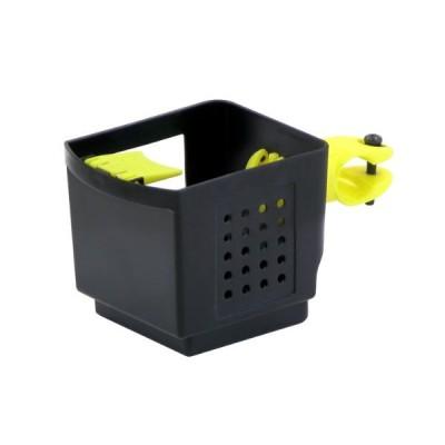 オージーケー技研 ドリンクホルダー PBH-003黒黄 自転車用