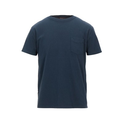 トゥルーニューヨーク TRUE NYC® T シャツ ダークブルー L コットン 100% / ポリウレタン T シャツ