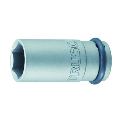 トラスコ中山(株) TRUSCO インパクト用ロングソケット(差込角9.5)対辺17mm T3-17AL 1個【389-8300】