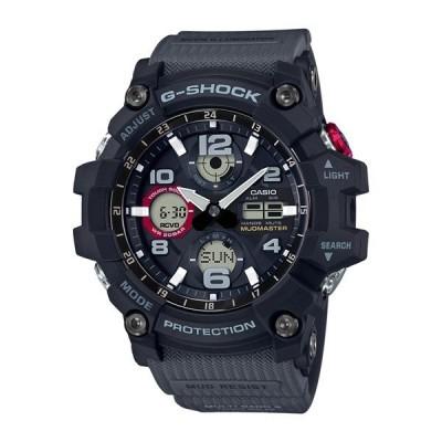 (国内正規品)(カシオ)CASIO 腕時計 GWG-100-1A8JF (ジーショック)G-SHOCK メンズ マッドマスター 樹脂バンド 電波ソーラー アナデジ
