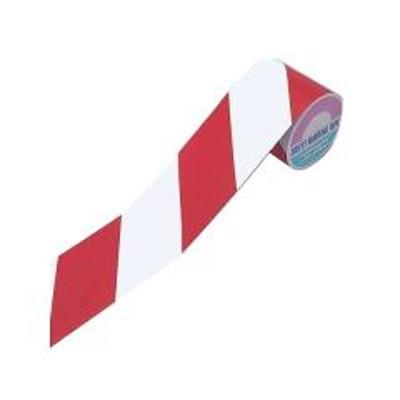 10%OFFクーポン対象商品 反射トラテープ レッド 離けい紙付 幅9cm×10m巻 (  粘着テープ 安全用品 ) クーポンコード:7CLY8DW
